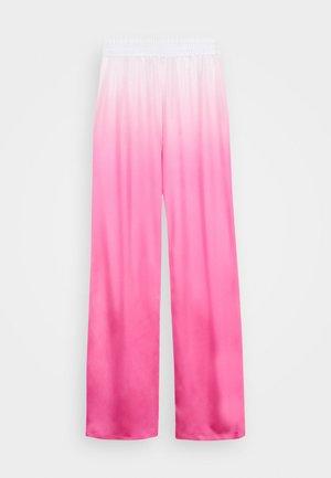 RILEY PANTS - Pantaloni - pink