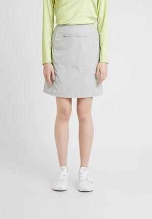 OPEL SKIRT - A-line skirt - light grey