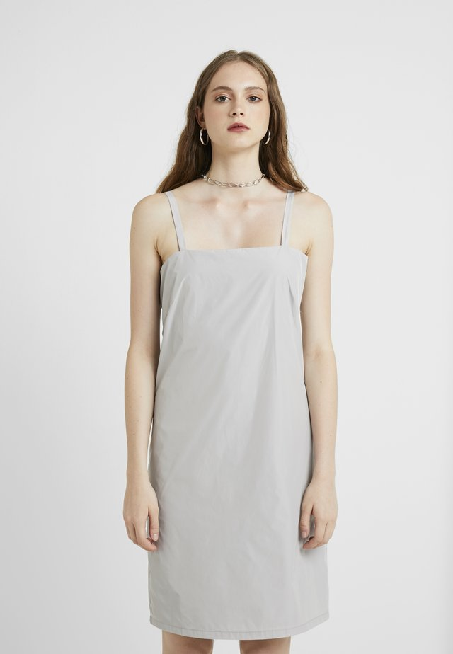 OPEL DRESS - Day dress - light grey