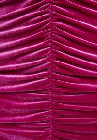 HOSBJERG - PHOEBE DRESS - Koktejlové šaty/ šaty na párty - pink - 6
