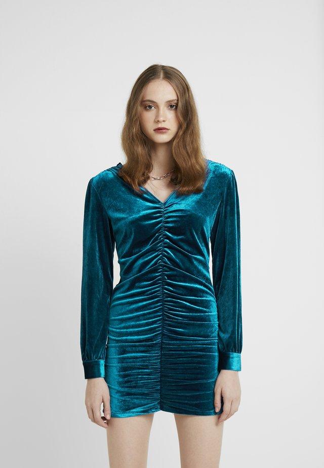 PHOEBE DRESS - Cocktailkleid/festliches Kleid - navy