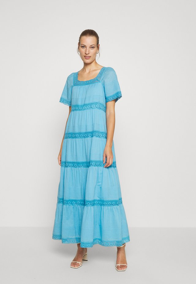 SHIRLEY NAYA DRESS - Maxi dress - light blue