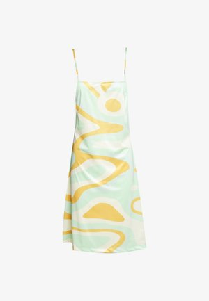 RILEY OLIVIA DRESS - Jerseyjurk - green