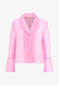 HOSBJERG - JASMINE - Skjortebluser - pink - 4