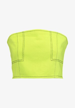 OLYMPIA - Top - lime green