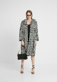 HOSBJERG - OLE COAT - Winter coat - black - 1