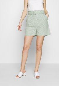 HOSBJERG - SARAH - Shorts - green - 0