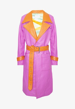 RUDY FRANCE COAT - Zimní kabát - purple/orange