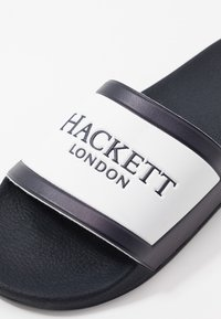 Hackett London - Pantofle - navy - 5