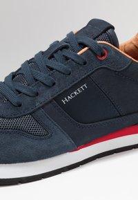 Hackett London - Sneakersy niskie - navy - 5