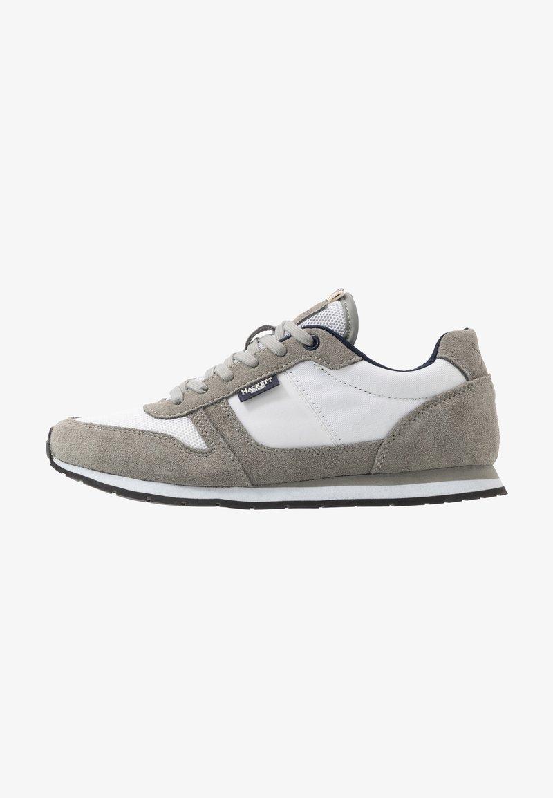Hackett London - Sneakersy niskie - stone