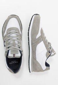 Hackett London - Sneakersy niskie - stone - 1