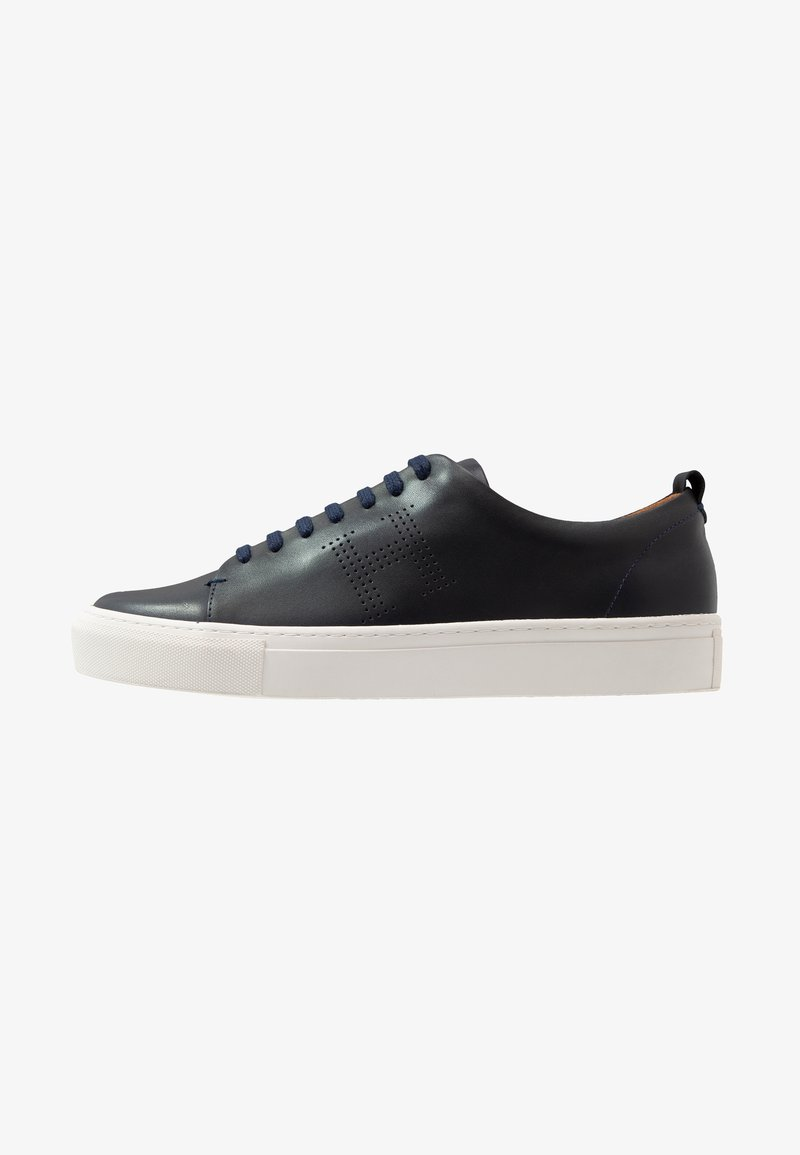 Hackett London - Sneakersy niskie - navy