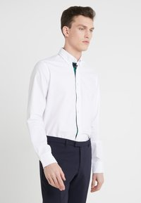 Hackett London - TIE PLACKET OXFORD SLIM FIT - Hemd - white - 0