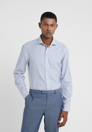 Businesshemd - blue/white