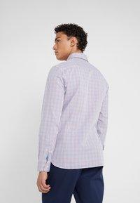 Hackett London - GINGHAM SLIM FIT - Shirt - tulip - 2