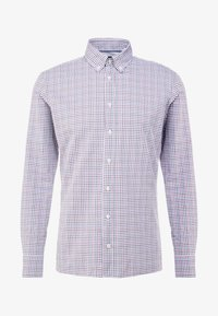 Hackett London - GINGHAM SLIM FIT - Shirt - tulip - 4
