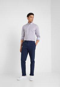 Hackett London - GINGHAM SLIM FIT - Shirt - tulip - 1