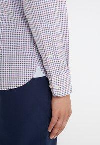 Hackett London - GINGHAM SLIM FIT - Shirt - tulip - 5