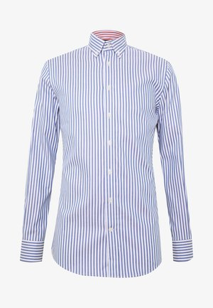 DOUBLE SIDED SLIM FIT - Hemd - red/blue