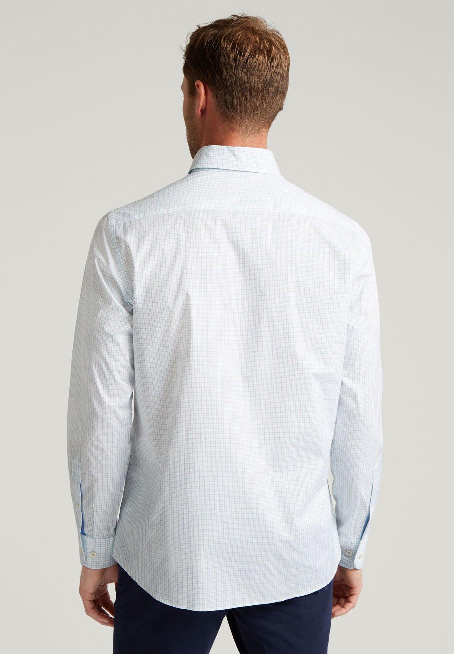 Hackett London BASED - Businesshemd - green/blue   Herrenbekleidung 2020