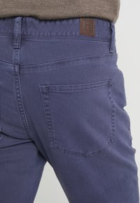 Hackett London - DYED JEANS - Džíny Straight Fit - dark blue - 3