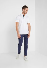 Hackett London - DYE TEXTURE - Kalhoty - denim - 1