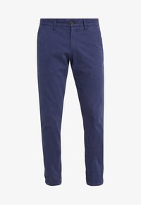 Hackett London - DYE TEXTURE - Kalhoty - denim - 4
