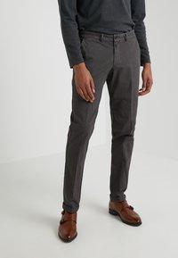 Hackett London - Pantalon classique - carbon - 0