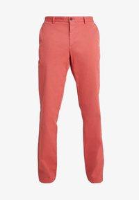 Hackett London - RAISED - Chino kalhoty - rhubarb - 4