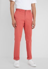 Hackett London - RAISED - Chino kalhoty - rhubarb - 0