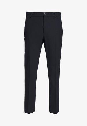TRAVEL TAILORED - Spodnie materiałowe - bright navy