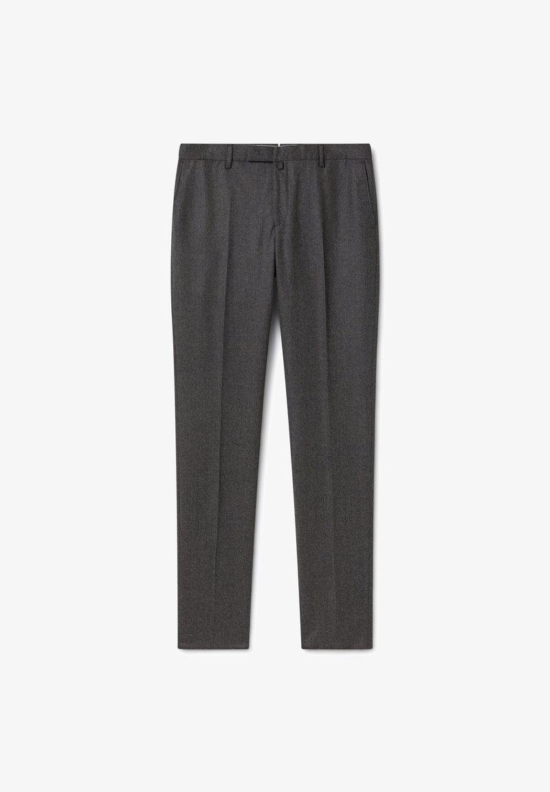 Hackett London - KENSINGTON - Pantalones - taupe