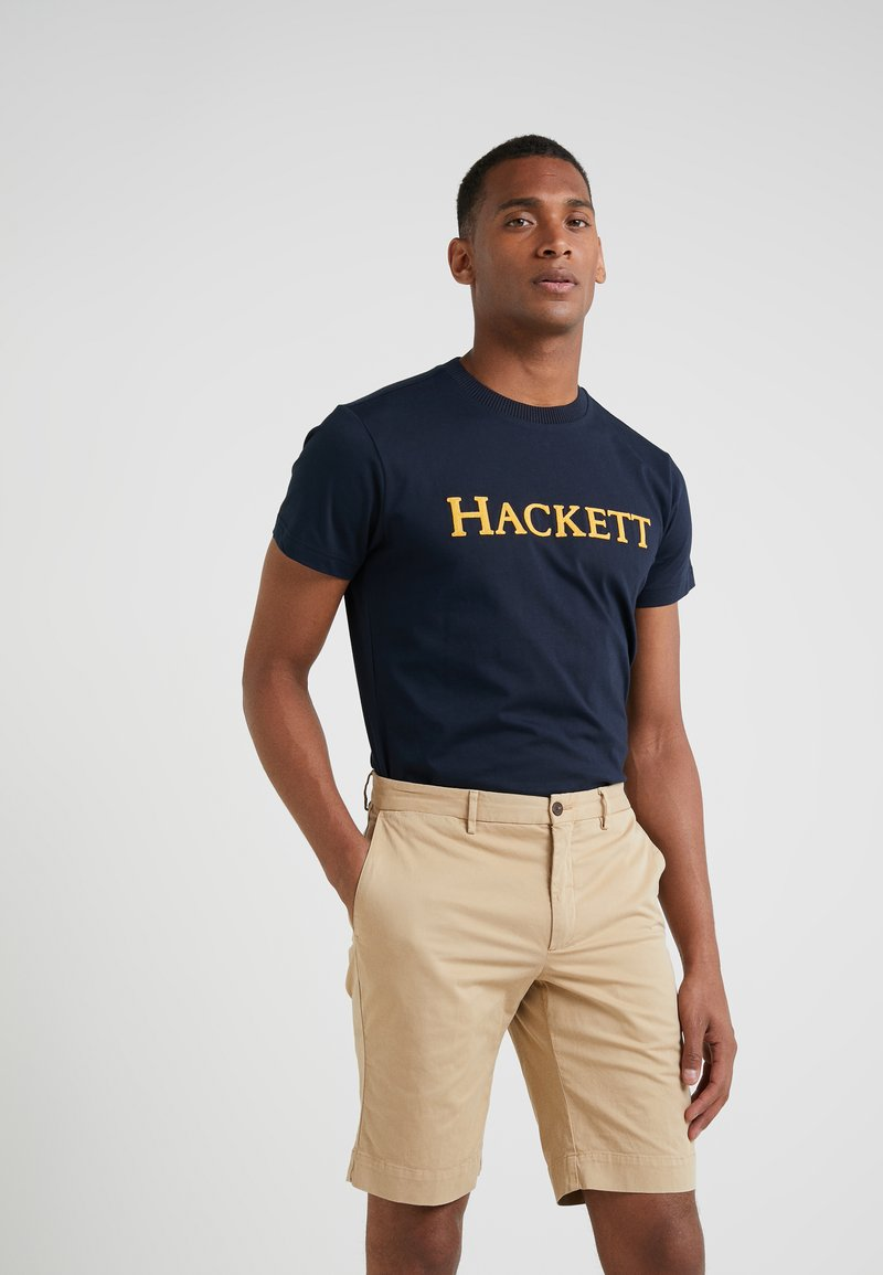 Hackett London - ARMY TEE - T-shirt med print - ink