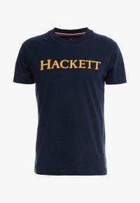 Hackett London - ARMY TEE - T-shirt med print - ink - 3