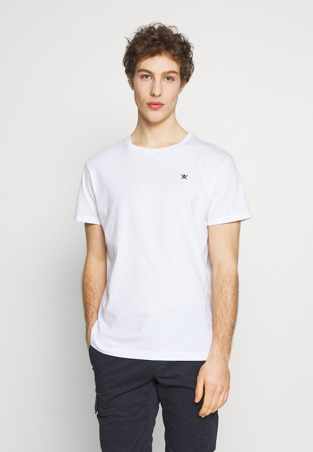 LOGO TEE - T-shirt basique - white