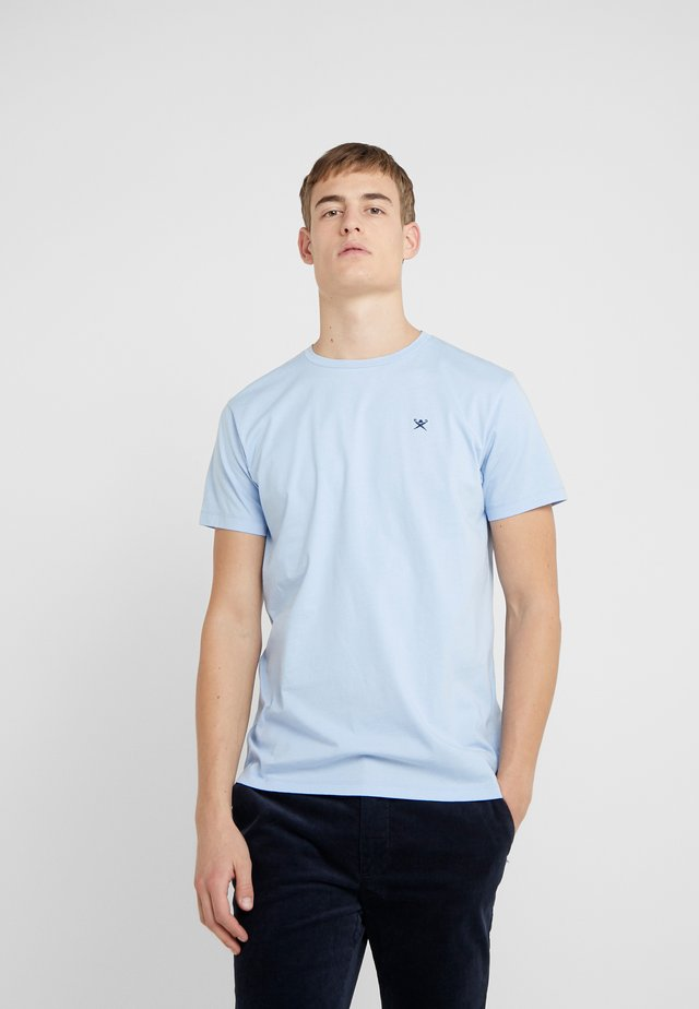 LOGO TEE - T-shirts basic - blue