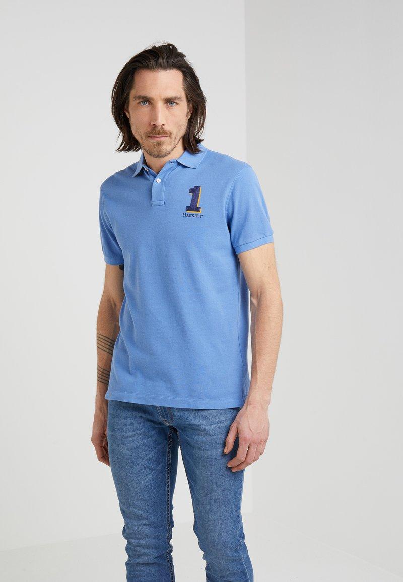 Hackett London - NEW CLASSIC - Poloshirt - blue