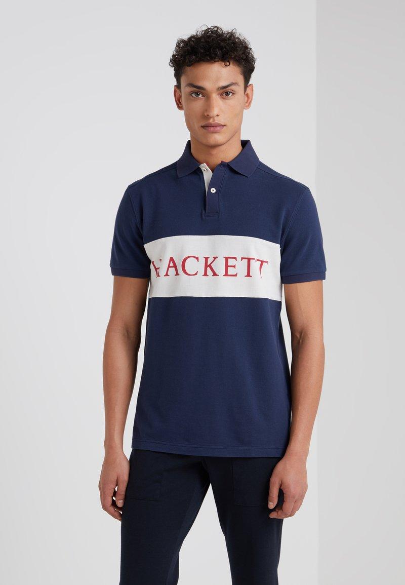 Hackett London - ARCHIVE - Polo shirt - navy