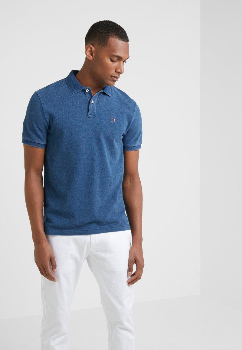 Hackett London - Poloshirt - indigo