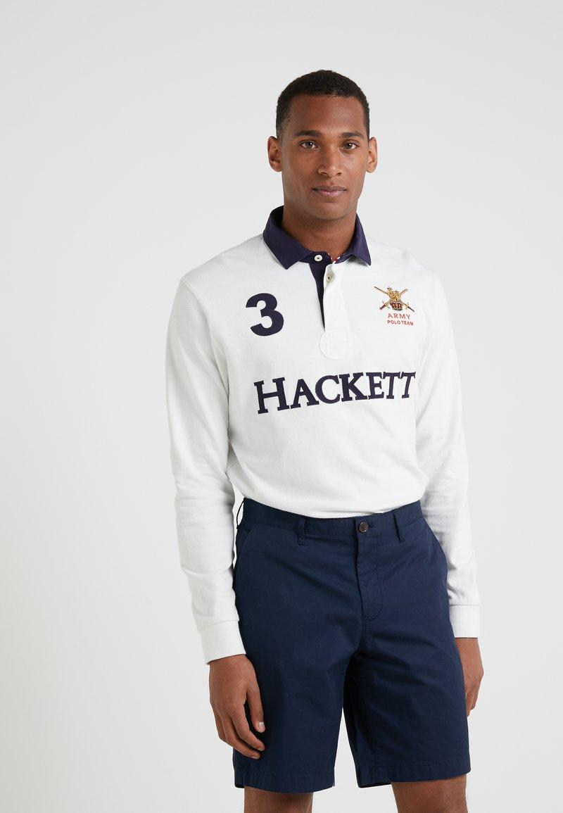 Hackett London - ARMY RUGBY - Sweater - ecru