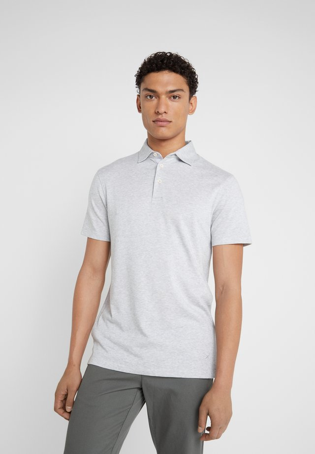 TRAVEL - Polo shirt - grey marl