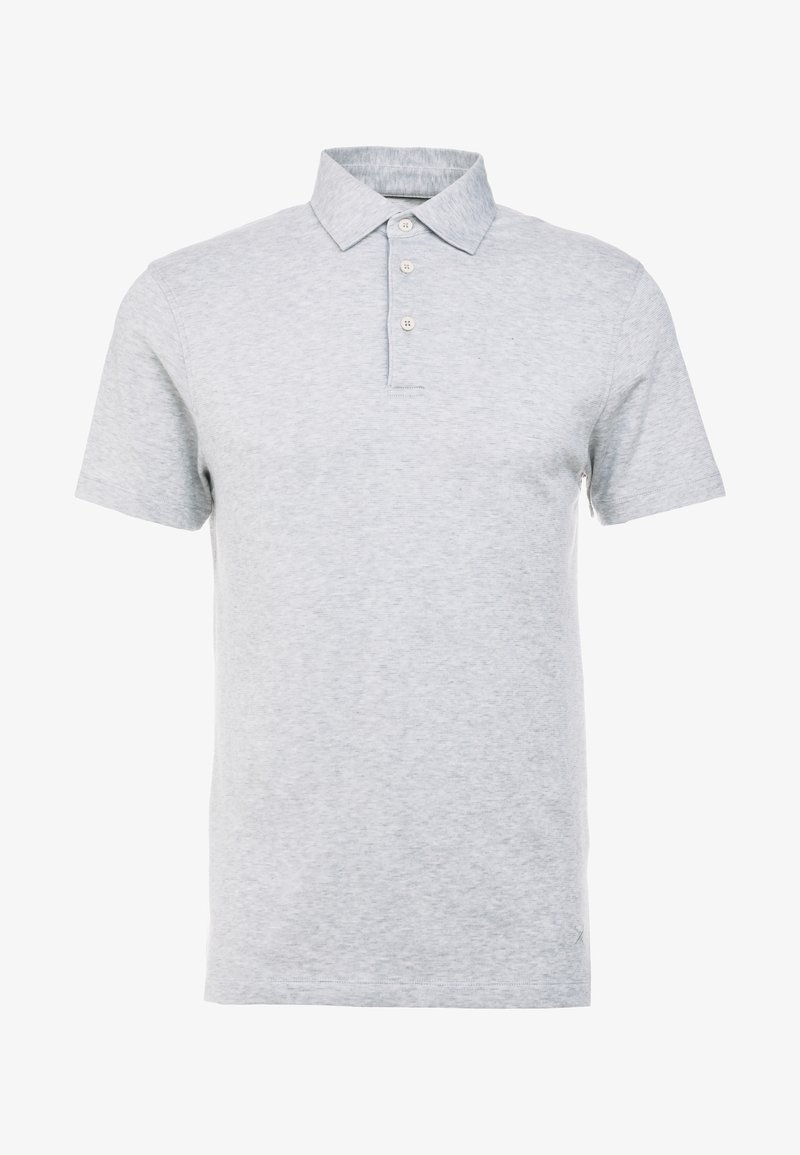 Hackett London TRAVEL - Poloskjorter - grey marl
