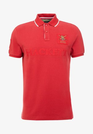CLASSIC FIT - Poloshirts - red