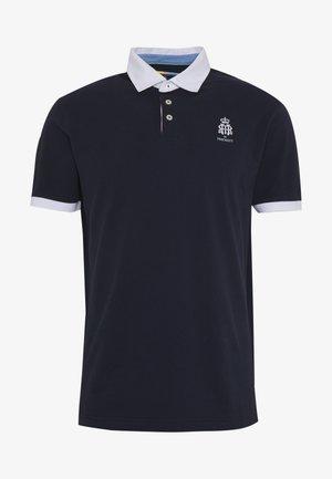 TRIM - Poloshirt - navy