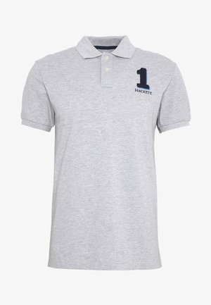 NEW CLASSIC FIT - Koszulka polo -  grey marl