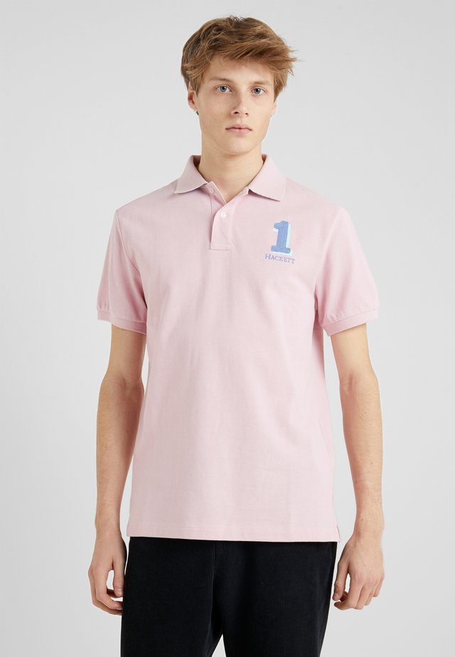 NEW CLASSIC FIT - Poloshirt - baby pink