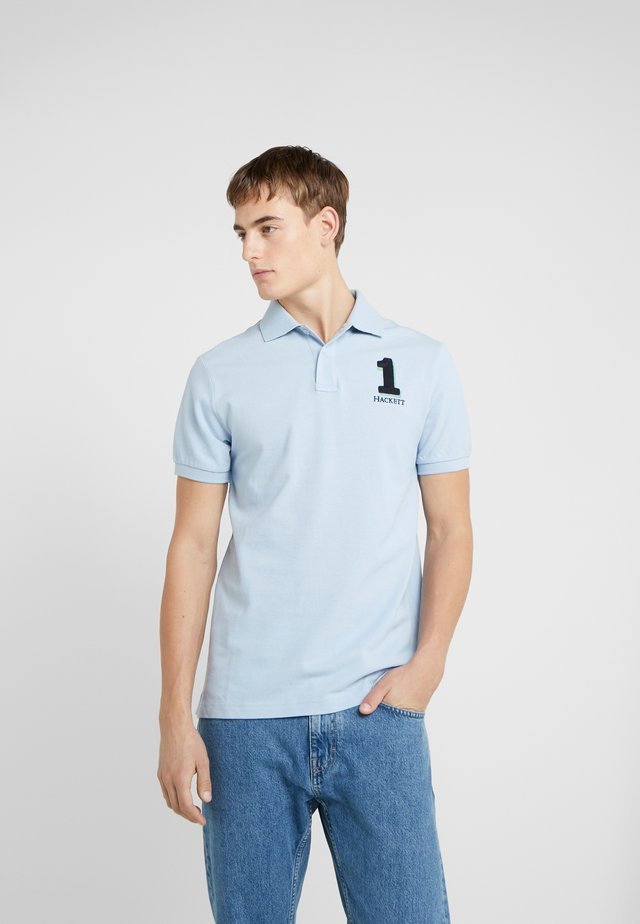 NEW CLASSIC FIT - Polo shirt - blue
