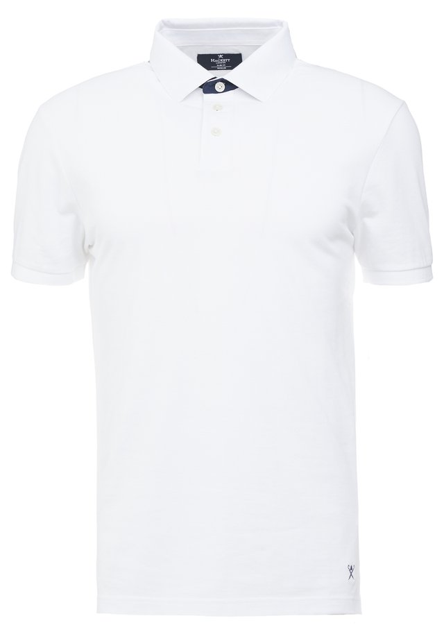 RIVIERA - Polo shirt - white