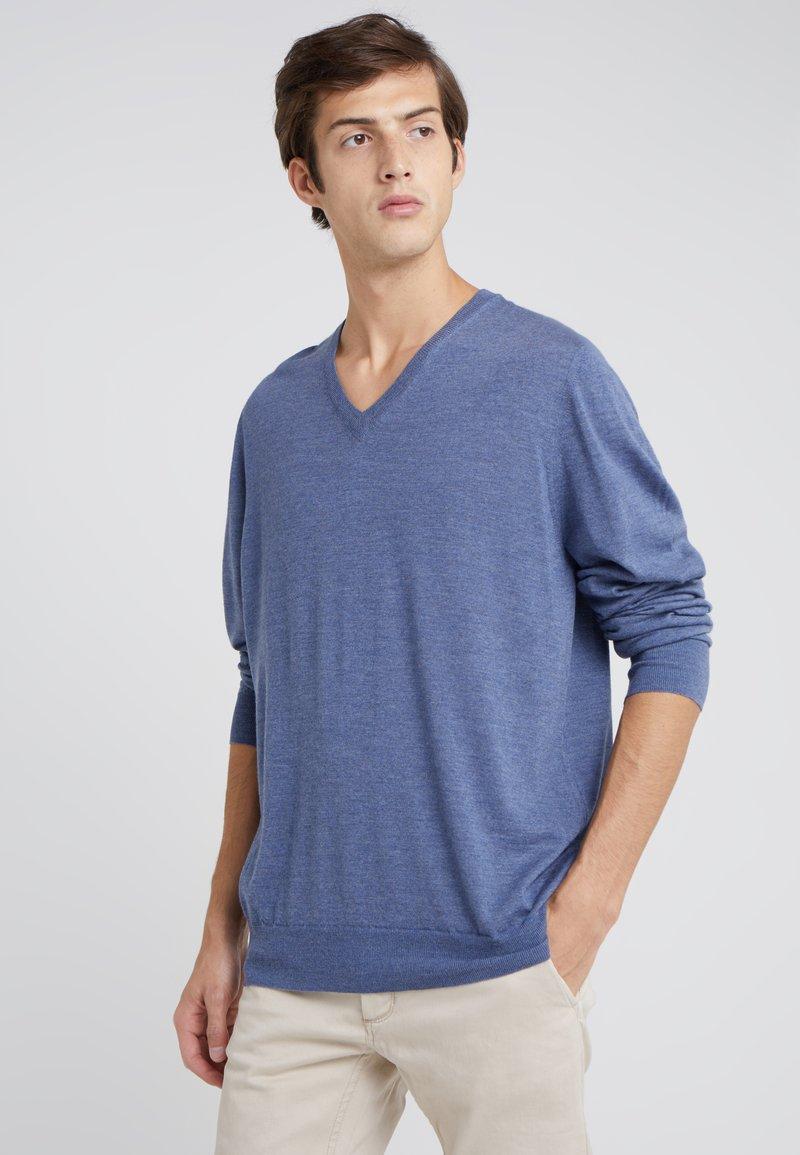 Hackett London - Jumper - blue-grey